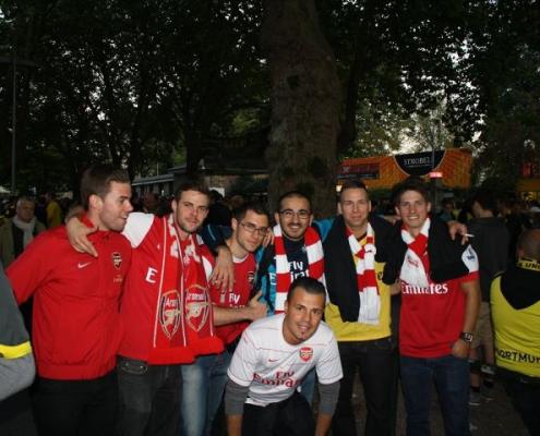 AFC vs BVB 2011